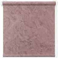 Рулонная штора «АС Март» Крисп, пыльная роза, 72х175 см