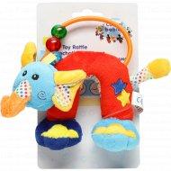 Мягкая игрушка-погремушка «Слон».