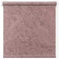 Рулонная штора «АС Март» Крисп, пыльная роза, 90х175 см