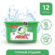 Капсулы для стирки «Ariel» Горный родник, 12х28.8 г