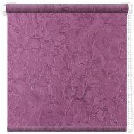 Рулонная штора «АС Март» Крисп, лаванда, 52х175 см