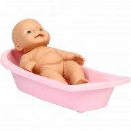 Набор «Пупс в ванночке».