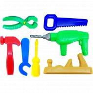 Набор инструментов «Профессионал» 7 предметов.