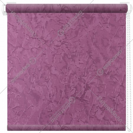 Рулонная штора «АС Март» Крисп, лаванда, 72х175 см