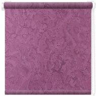 Рулонная штора «АС Март» Крисп, лаванда, 78х175 см