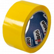 Скотч «Unibob» желтый, 48мм х 24мм.