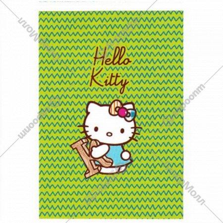 Блокнот «Action» Hello Kitty, клетка, 40 листов, HKO-APC-6/40.
