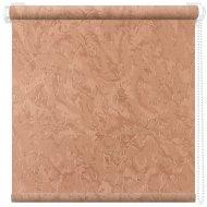 Рулонная штора «АС Март» Крисп, лососевый, 38х175 см
