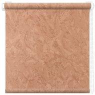 Рулонная штора «АС Март» Крисп, лососевый, 52х175 см