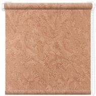 Рулонная штора «АС Март» Крисп, лососевый, 57х175 см