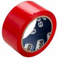 Скотч «Unibob» красный, 48мм х 24мм.
