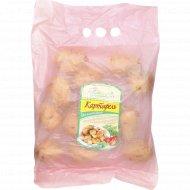 Картофель ранний мытый для запекания, 1 кг., фасовка 0.45-0.55 кг