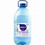 Вода питьевая «Фрост» негазированная, 5 л.
