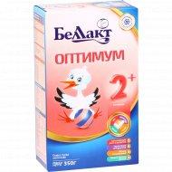 Смесь сухая «Беллакт оптимум 2+» молочная, 350г.