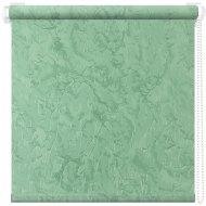 Рулонная штора «АС Март» Крисп, оливковый, 38х175 см