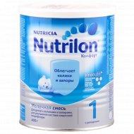 Смесь комфорт-1 «Nutrilon 1» для детей с рождения, 400 г.