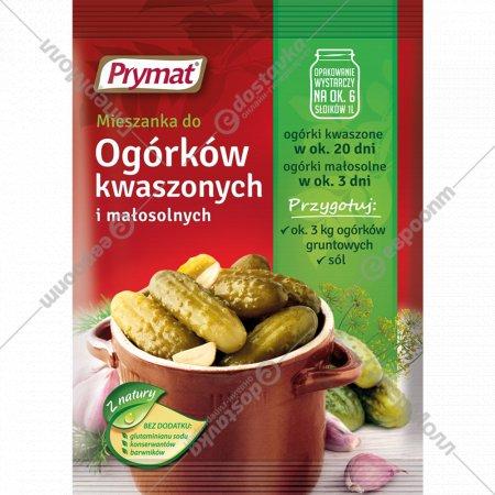 Смесь «Prymat» для малосольных огурцов, 40 г.