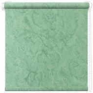 Рулонная штора «АС Март» Крисп, оливковый, 90х175 см
