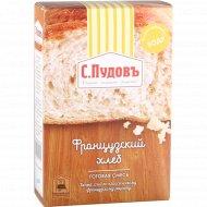 Смесь для выпечки «С. Пудовъ» Французский хлеб, 500 г.