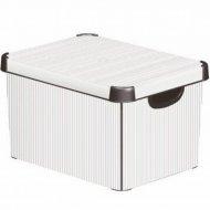 Коробка «Curver» deco stockholm l, 188166, 395x295x235 мм.