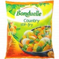 Овощи для жарки «Bonduelle» быстрозамороженная, 400 г.