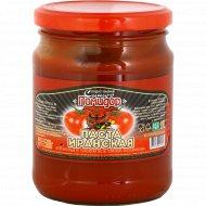 Продукт томатный «Паста Иранская» 500 г.