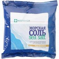 Соль для ванн «Medtouch» морская йодобромная, 1 кг.
