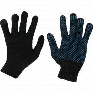 Перчатки вязаные с ПВХ, 7 класс.