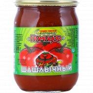 Продукт томатный «Синьор Помидор» шашлычный, 500 г.
