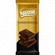 Шоколад «Nestle» тёмный, 90 г.