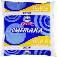 Сметана «Рогачёвъ» 16%, 400 гр.