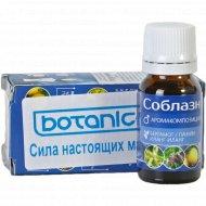 Композиция натуральных масел «Botanica» Соблазн мужская, 10 мл.