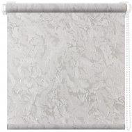 Рулонная штора «АС Март» Крисп, белый, 140х175 см
