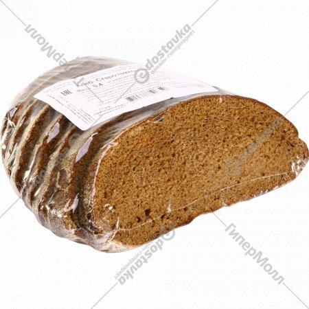 Хлеб «Старозамковый» нарезанный, 0.4 кг.