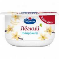 Паста творожная «Лёгкая» ваниль, 3%, 120 г