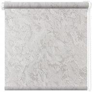Рулонная штора «АС Март» Крисп, белый, 52х175 см