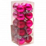 Набор шаров, 3 см, EE-M040905, 20 шт.