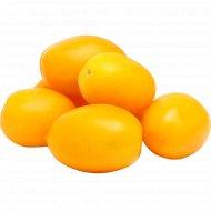 Томат коктейль желтый, 1 кг., фасовка 0.6-0.7 кг