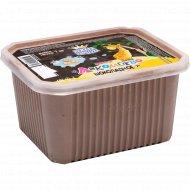 Мороженое «Лакомство шоколадное» пломбир с какао, 12%, 1 кг.