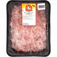 Фарш из мяса свинины «Крестьянский новый» охлажденный, 1 кг., фасовка 0.85-1.15 кг