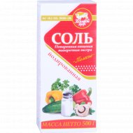 Соль йодированная «Полесье» 500 г.