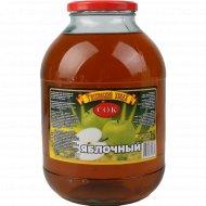Сок яблочный «Тихвинский уездъ» 3 л.
