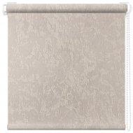 Рулонная штора «АС Март» Крисп, светло-бежевый, 48х175 см