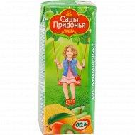 Сок «Сады Придонья» мультифрукт, 200 мл.