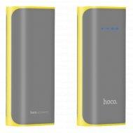 Внешний аккумулятор «Hoco» B21-5200 mAh (USB выход: 5V 1A).