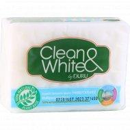 Мыло хозяйственное «Clean & White by Duru» универсальное, 125 г.
