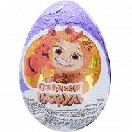 Яйцо шоколадное «Сказочный патруль» с сюрпризом, 20 г