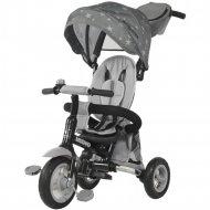 Детский велосипед «Lorelli» Moovo Air Grey Black Stars.