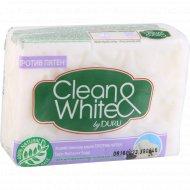 Мыло хозяйственное «Clean & White by Duru» против пятен, 125 г.