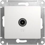 Розетка TV «Glossa» оконечная 1DB, механизм, GSL000191.